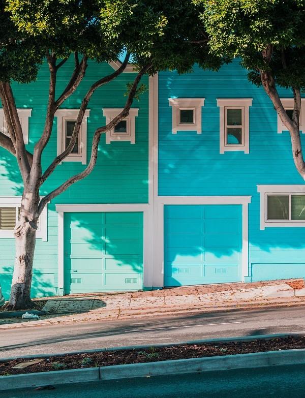 garage byggda ihop med huset